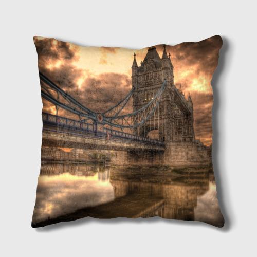 Подушка 3D  Фото 02, England (Англия)