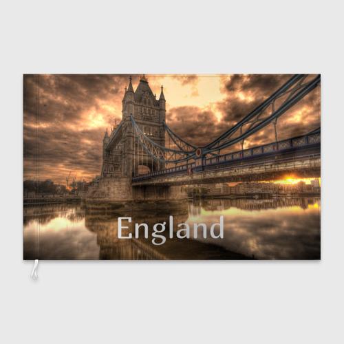 Флаг 3D England (Англия) Фото 01