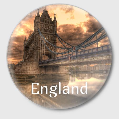 Значок  Фото 01, England (Англия)