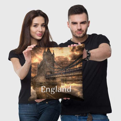 Подушка 3D  Фото 05, England (Англия)