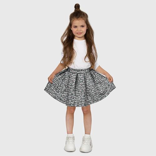 Детская юбка-солнце 3D  Фото 03, Ничоси, сколько ничоси!
