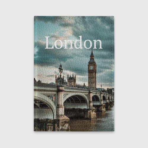 Обложка для автодокументов London