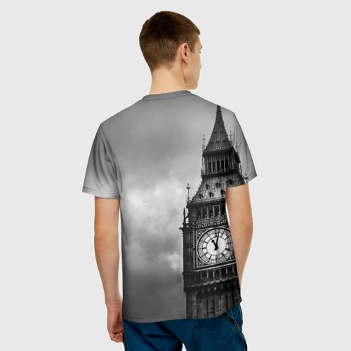 Мужская футболка 3D  Фото 02, Big Ben
