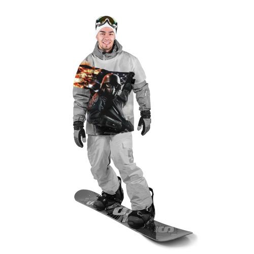Накидка на куртку 3D  Фото 03, Победа