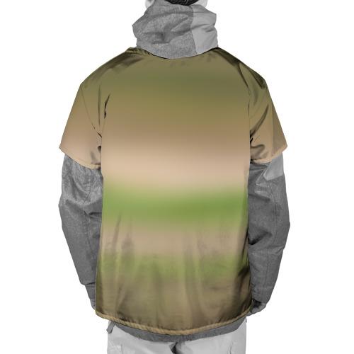 Накидка на куртку 3D  Фото 02, Веночек
