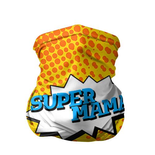 Бандана-труба 3D Супермама