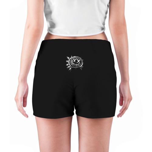 Женские шорты 3D  Фото 04, Blink-182