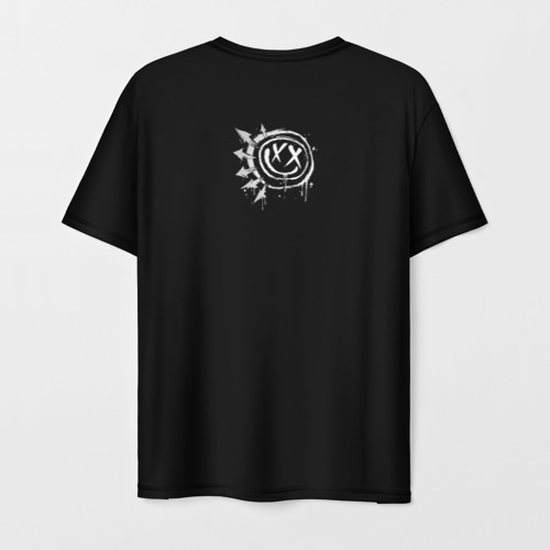 Мужская футболка 3D Blink-182 Фото 01
