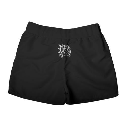 Женские шорты 3D  Фото 02, Blink-182