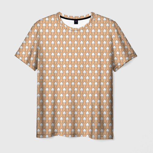 Мужская футболка 3D Full ICream