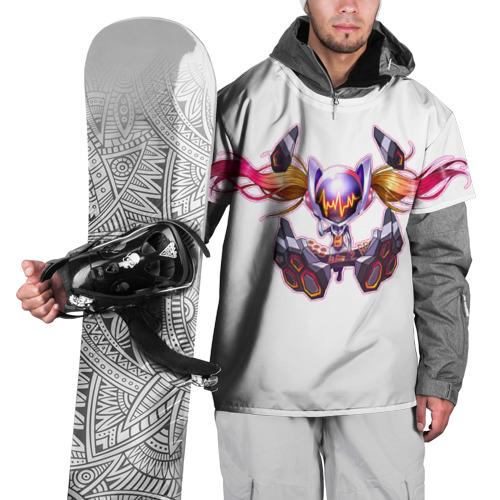 Накидка на куртку 3D  Фото 01, League Of Legends