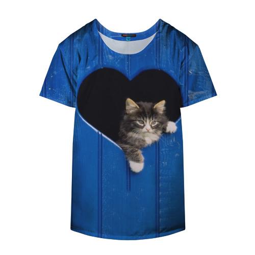 Накидка на куртку 3D  Фото 04, Doctor Cat