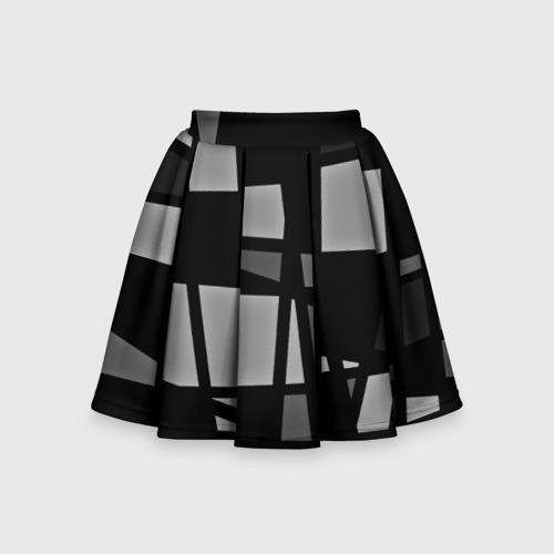 Детская юбка-солнце 3D Geometry figure