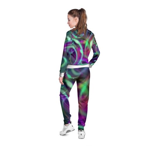 Женская олимпийка 3D  Фото 04, Оптические линии