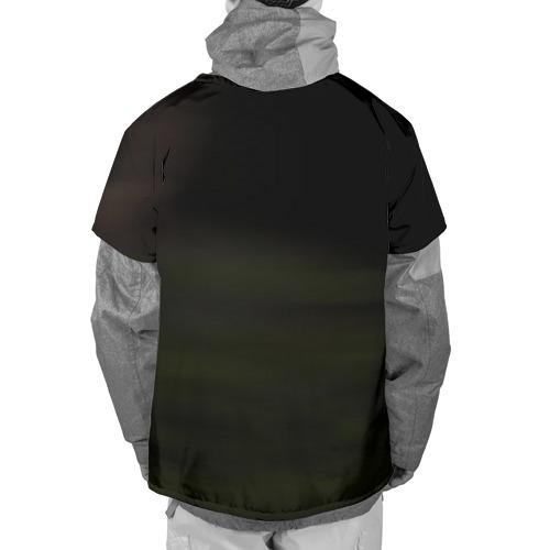 Накидка на куртку 3D  Фото 02, Хаски