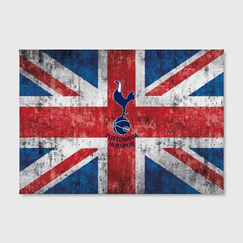 Холст прямоугольный  Фото 02, Tottenham №1!