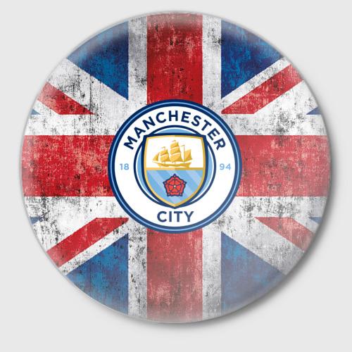 Значок  Фото 01, Manchester city 1894