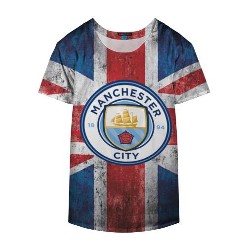 Накидка на куртку 3D  Фото 04, Manchester city 1894