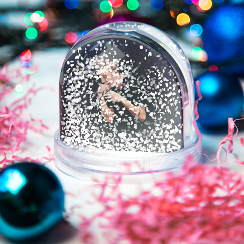 Водяной шар со снегом  Фото 04, Tyler Joseph