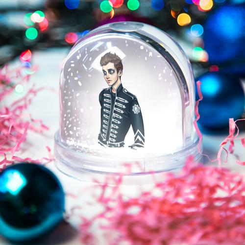 Водяной шар со снегом  Фото 03, Jacket