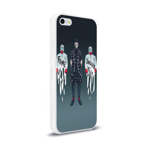 Чехол для Apple iPhone 5/5S силиконовый глянцевый  Фото 02, Fame Success