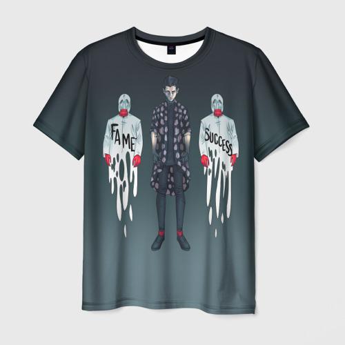 Мужская футболка 3D  Фото 01, Fame Success