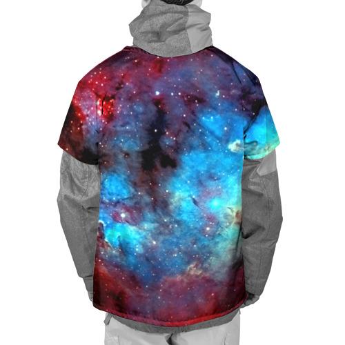 Накидка на куртку 3D  Фото 02, Вселенная