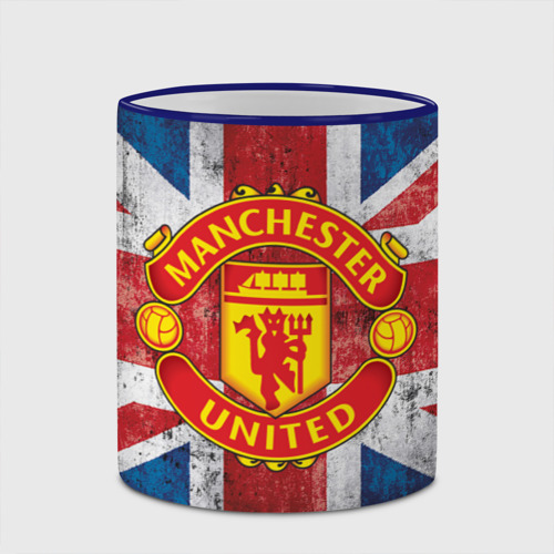 Кружка с полной запечаткой Manchester United №1! Фото 01