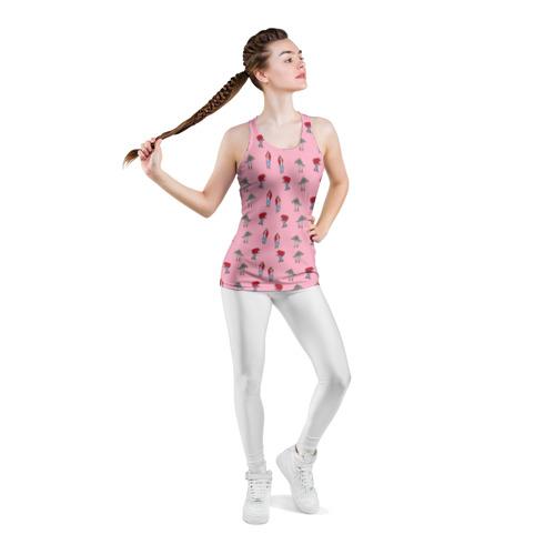 Женская майка 3D спортивная Hotline Bling Dance Фото 01