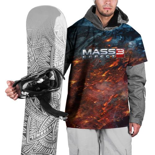 Накидка на куртку 3D  Фото 01, Mass Effect