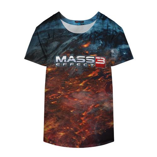 Накидка на куртку 3D  Фото 04, Mass Effect