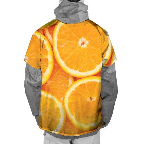 Накидка на куртку 3D  Фото 02, Апельсинка