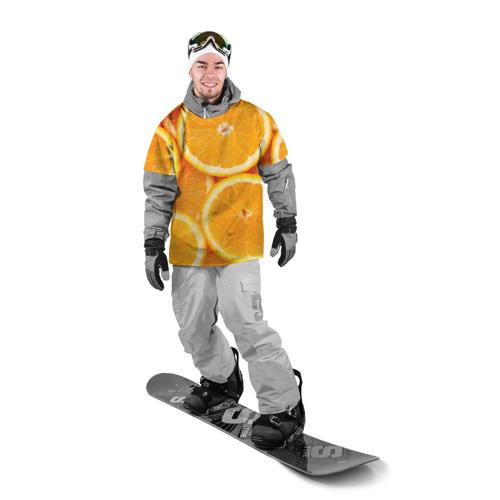 Накидка на куртку 3D  Фото 03, Апельсинка