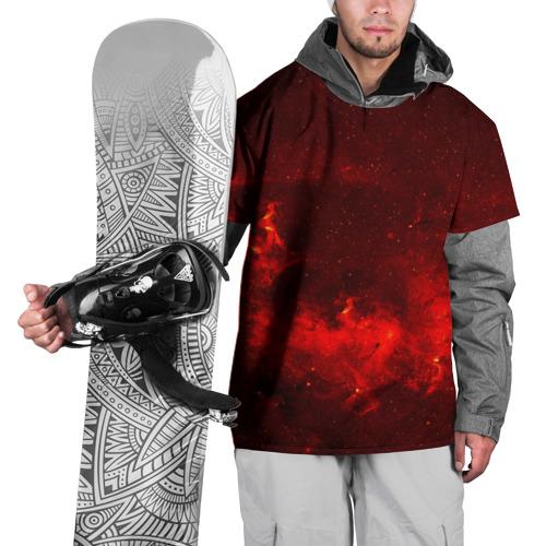 Накидка на куртку 3D  Фото 01, Космический