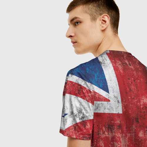 Мужская футболка 3D Ливерпуль ФК Фото 01