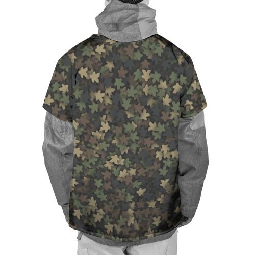 Накидка на куртку 3D  Фото 02, Камуфляж с миплами