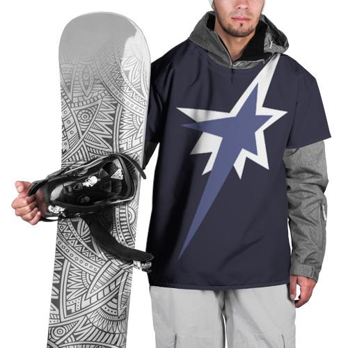 Накидка на куртку 3D  Фото 01, Star in star