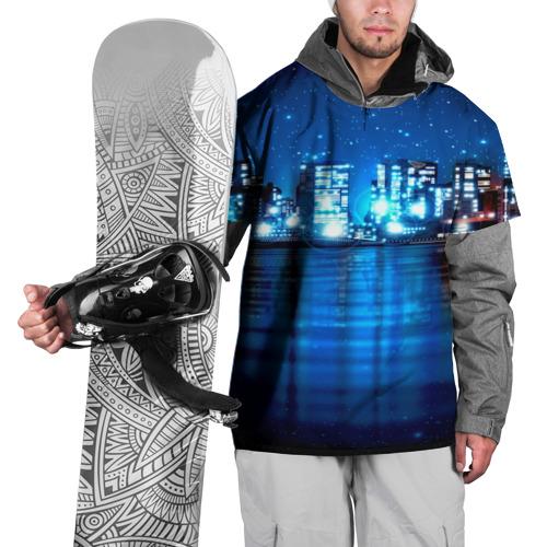 Накидка на куртку 3D  Фото 01, Panoramic Urban