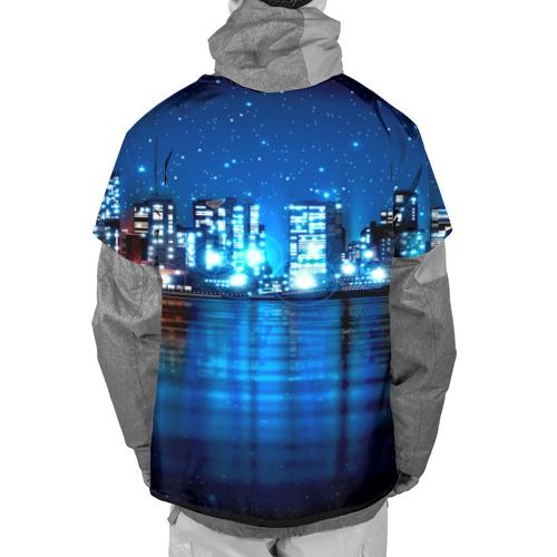 Накидка на куртку 3D  Фото 02, Panoramic Urban