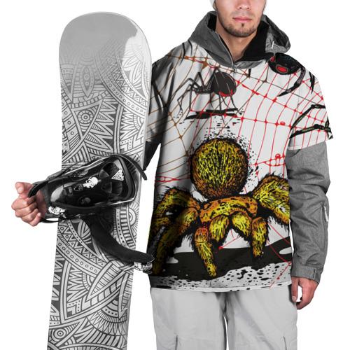 Накидка на куртку 3D  Фото 01, Тарантул