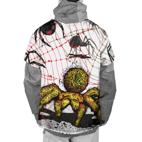Накидка на куртку 3D  Фото 02, Тарантул