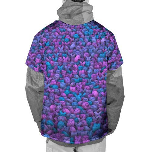 Накидка на куртку 3D  Фото 02, Загадочные совы