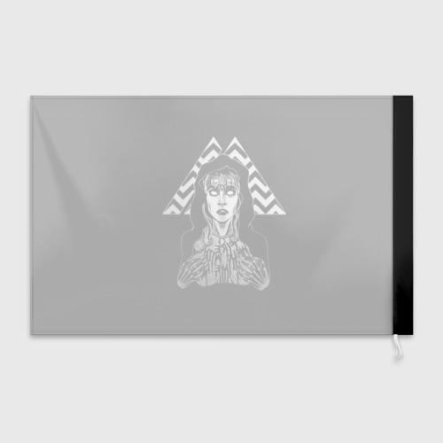 Флаг 3D Twin Peaks Фото 01