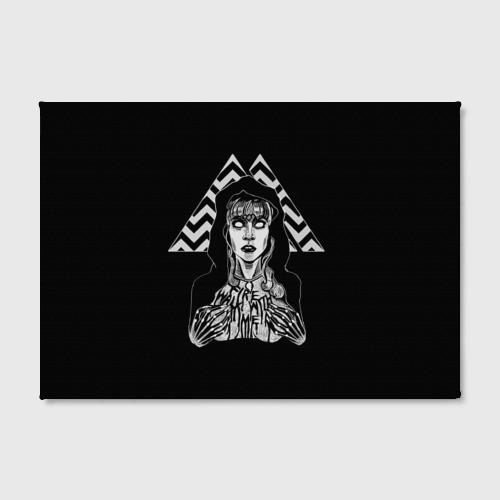 Холст прямоугольный Twin Peaks Фото 01