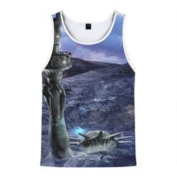 Статуя свободы затоплена