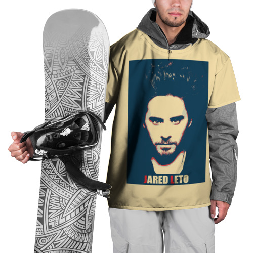 Накидка на куртку 3D  Фото 01, Jared Leto