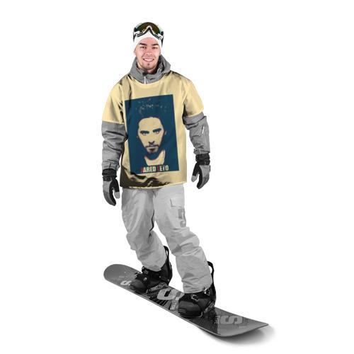 Накидка на куртку 3D  Фото 03, Jared Leto