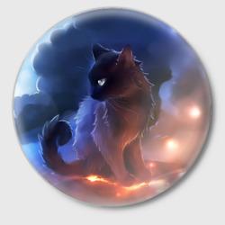 Night cat - интернет магазин Futbolkaa.ru