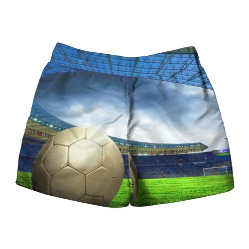 Женские шорты 3D  Фото 02, Матч