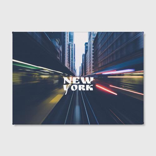Холст прямоугольный  Фото 02, New York